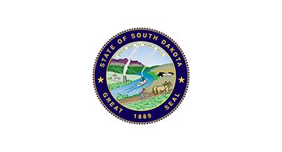 State of South Dakota logo