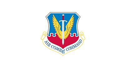 Air Combat Command logo