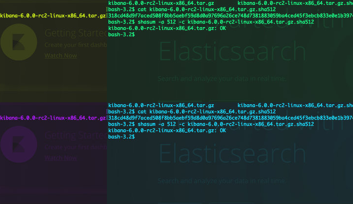 SHA-512 checksums for Elastic Stack artifacts | Elastic Blog