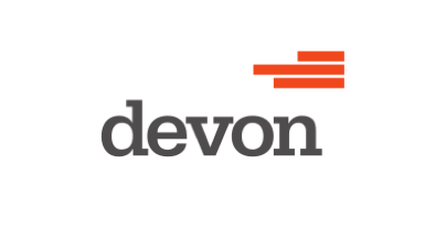 Logotipo de Devon Energy